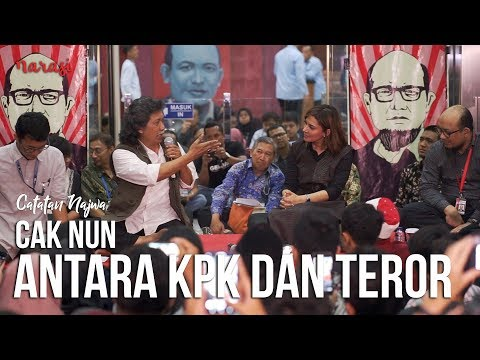 Cak Nun antara KPK dan Teror | Catatan Najwa