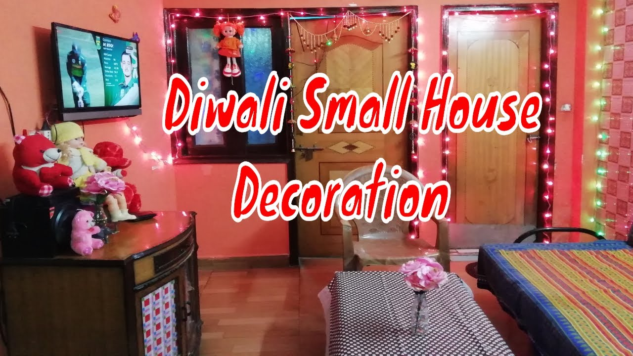 Diwali House Decoration Small House Decoration Ideas Diwali Home Tour