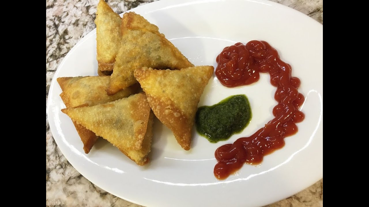 Homemade beef samosa recipe easy and delicious recipe youtube forumfinder Gallery