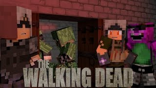 Minecraft Crafting Dead - 'ESCAPE HEYWORTH!' #6 (Minecraft Roleplay)