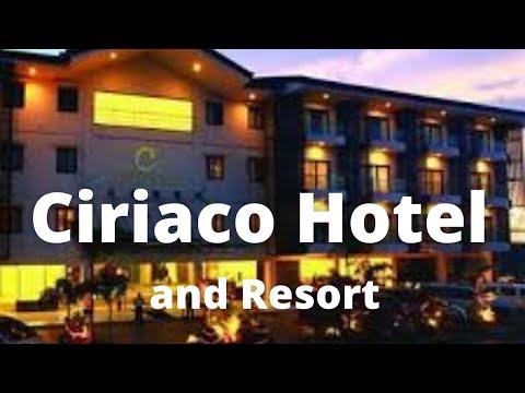 The Ciriaco Hotel & Resort, Calbayog City, Samar, Philippines - vlog #10