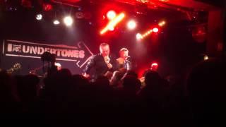 The Undertones 'Billy's Third' - Live @ La Maroquinerie (29-05-2013)
