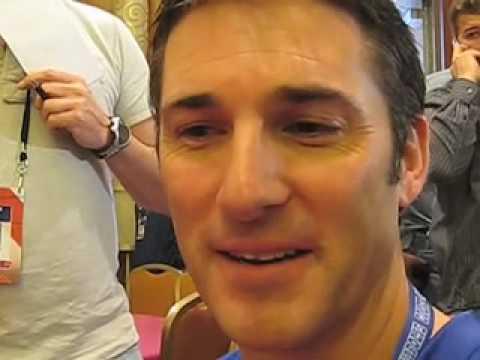 Matt Stover tells Glenn about his affection for Baltimore