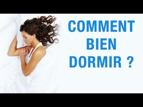 5 conseils pour bien dormir youtube. Black Bedroom Furniture Sets. Home Design Ideas