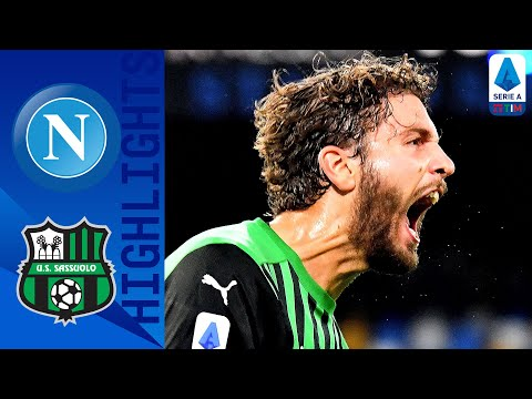Napoli Sassuolo Goals And Highlights