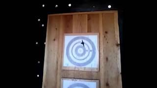 忍者の里で手裏剣打ち 一ノ瀬文香 検索動画 29