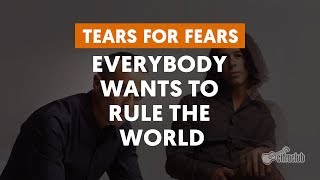 Everybody Wants To Rule The World - Tears For Fears (aula de violão)