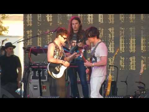 "MGMT live ""Electric Feel"" @ FYF Fest Los Angeles July 22, 2017"