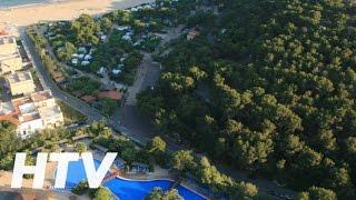 Camping Torre de la Mora en Tamarit