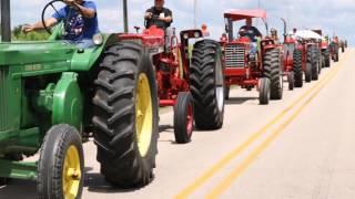 14th Annual Tractor Trek