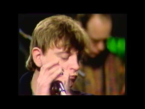 The Fall + Coldcut  - Telephone Thing & I'm Frank (Live 1990 BBC Late Show)
