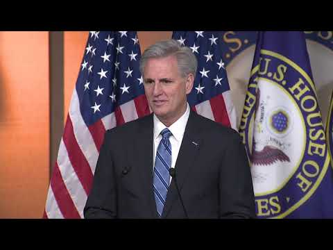 ANOTHER IMPEACHMENT? Kevin McCarthy SLAMS Dems and Media Over William Barr Coverage