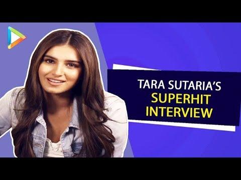 Tara Sutaria's SUPERB Interview   Rapid Fire On Kartik Aaryan, SRK & Alia   SOTY 2   RX100 Mp3