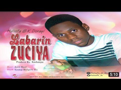 Download Haleefa Sk - Labarin Zuciya (Official Music 2020)