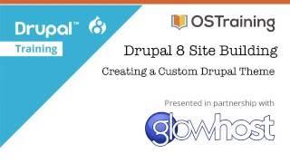 видео Как создать тему в Drupal 8?