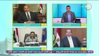 8 الصبح - محافظ الأسكندرية الجديد يتحدث عن طرق التعامل مع البناء المخالف الذى منتشر فى الأسكندرية
