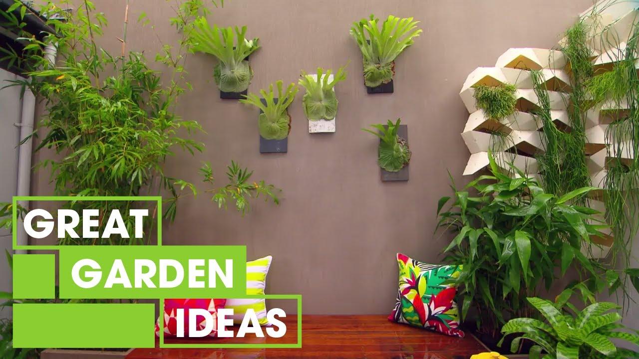 How To Make Your Own DIY Vertical Garden | Gardening ...