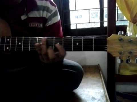 Kita selamanya intro guitar lesson