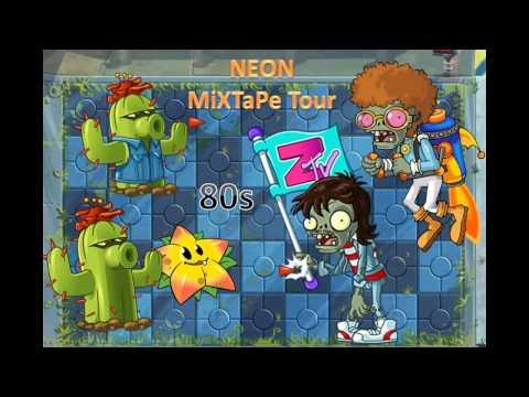 Neon Mixtape Tour (80s) Ringtone (First Wave)