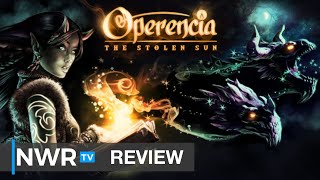 Old-School RPG Operencia: The Stolen Sun Dungeon Crawls to Glory (Review) (Video Game Video Review)