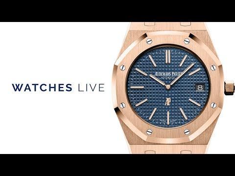 Rolex Meets Its Match: Watches Live & Audemars Piguet, Patek Philippe, Laurent Ferrier, Omega