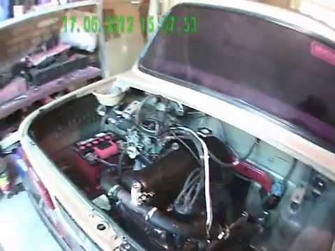 Ретро авто тюнинг Ваз 2103 идеальная реставрация - YouTube