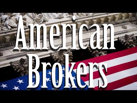 FX Broker In America