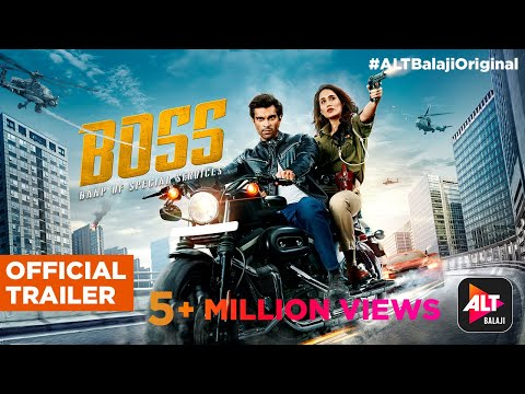 BOSS | Official Trailer | Karan Singh Grover | Sagarika Ghat