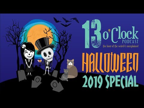 Episode 167 - 2019 Halloween Special! Horror Movies, Halloween History, Scary Stories! PART TWO