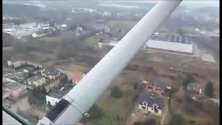 Lot Awionetką dla dwojga – Poznań video