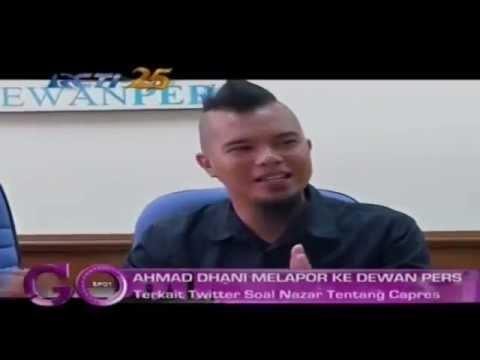 Ahmad Dhani Potong Alat Kelamin Jika Jokowi Menang Pilpres 2014 Beneran Gak | Wonderdir Pilpres