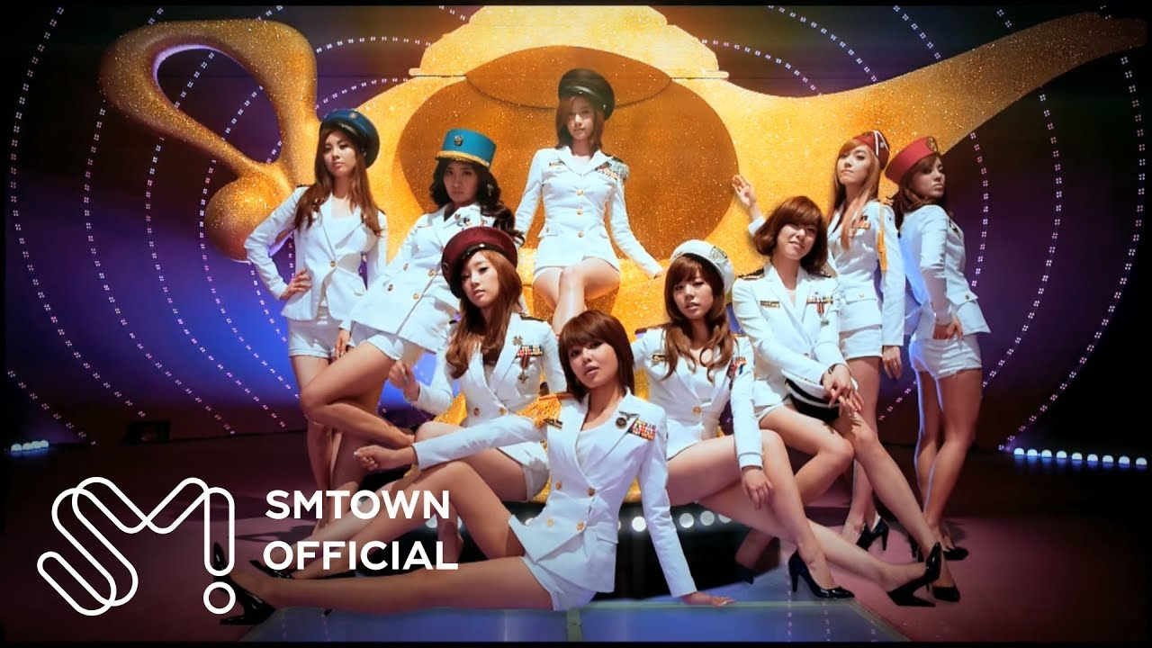 Girls' Generation 소녀시대 '소원을 말해봐 (Genie)' MV