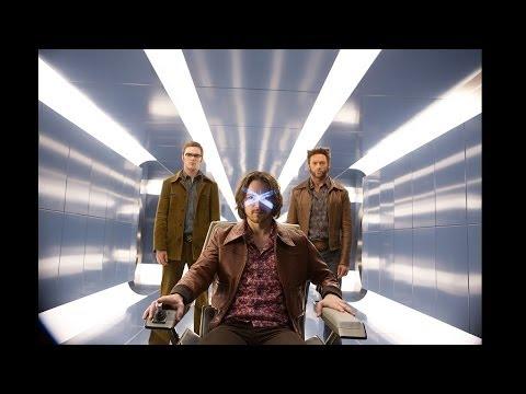 『X-MEN:フューチャー&パスト』映画オリジナル予告編