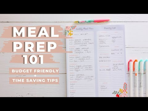 how-to-meal-prep-for-weight-loss-|-healthy-easy-recipes-|-$20-per-week!-student-approved!
