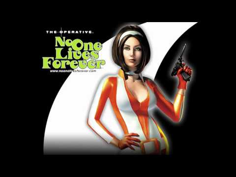 No One Lives Forever Theme music