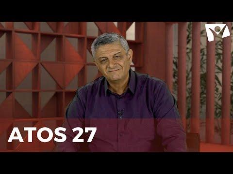 REAVIVADOS POR SUA PALAVRA | ATOS 27| 21 de Maio