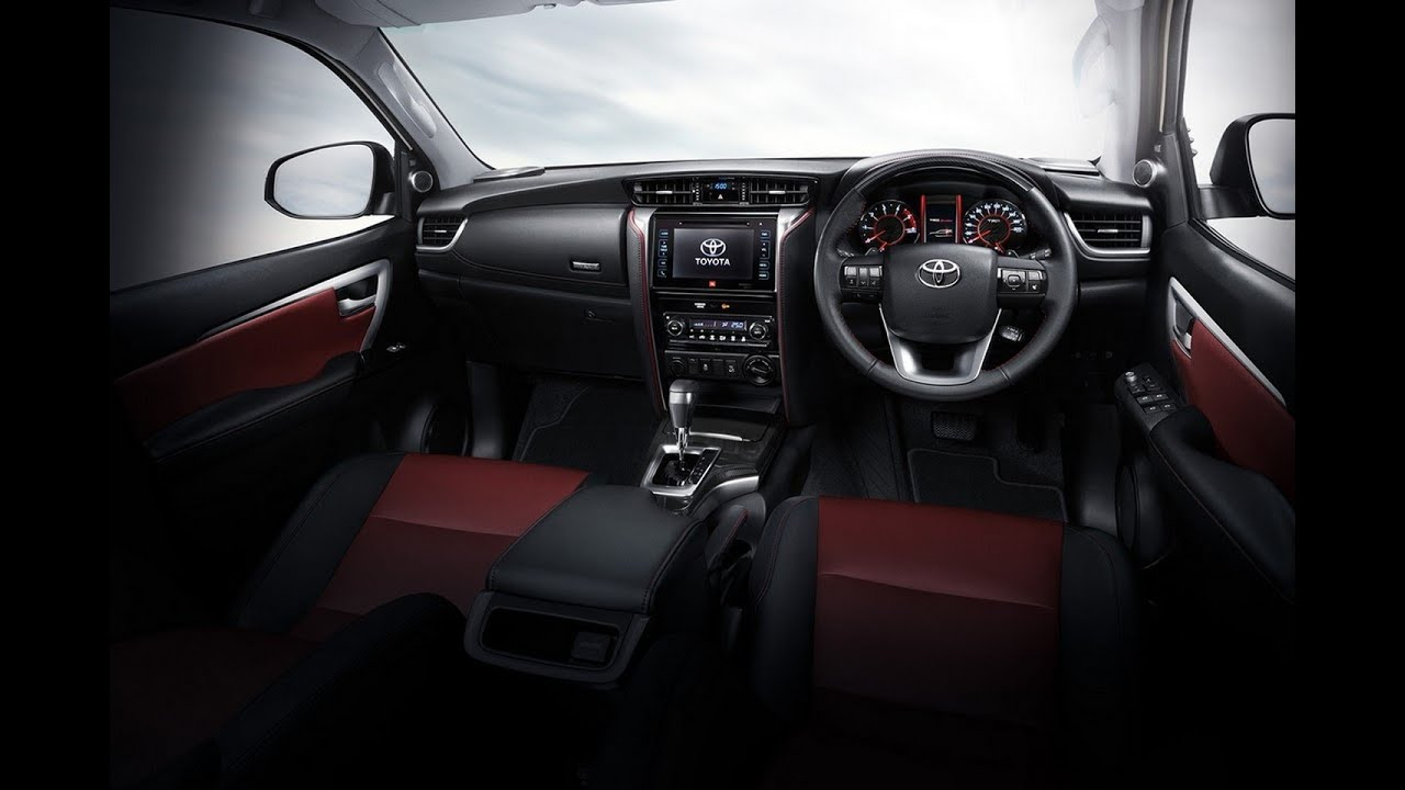 Interior All New Yaris Trd Sportivo 2017 The Toyota Fortuner 2016 Youtube