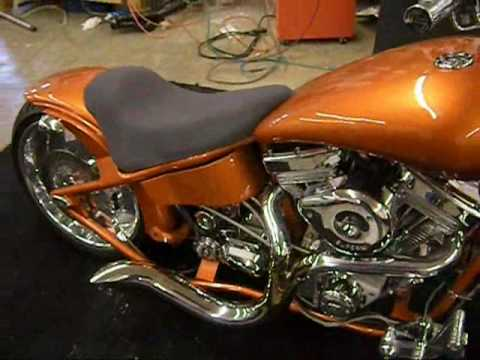 Iron Horse Motorcycles >> Jacobs' Upholstery Custom Motorcycle seat, Born to be Wild ...