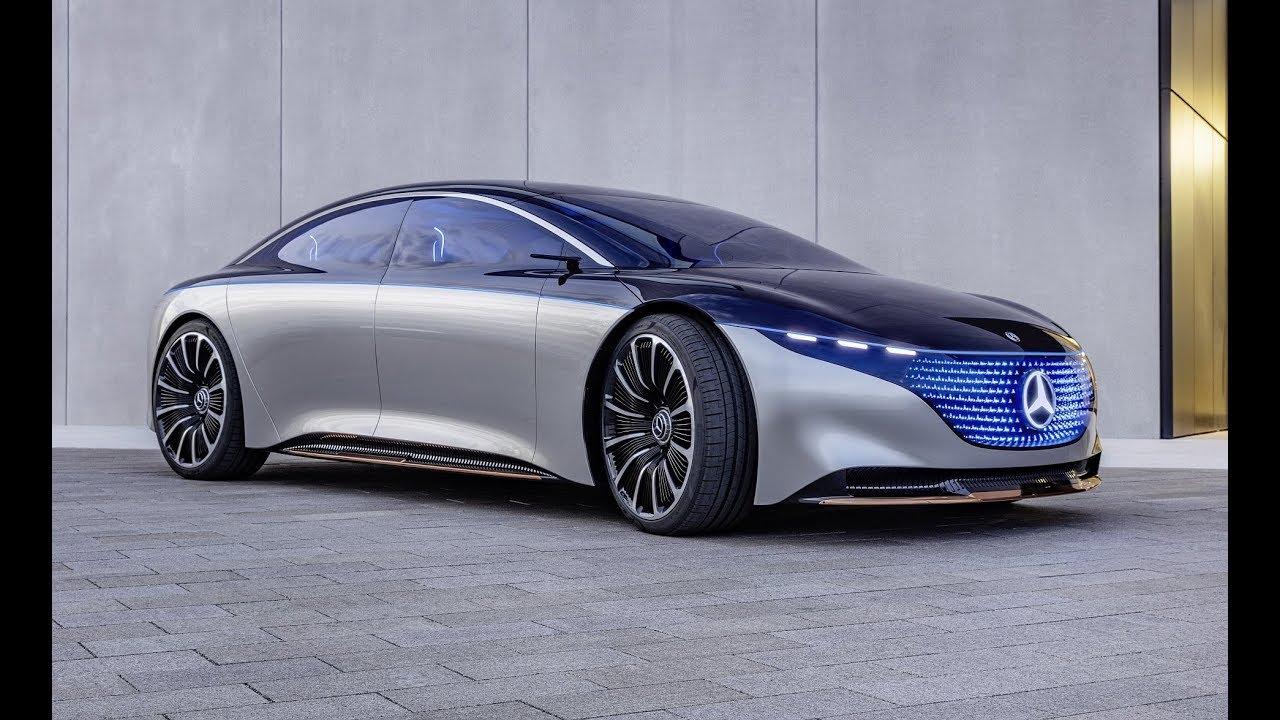 Mercedes EQS - elektryczny Mercedes S-klasy [zwiastun producenta]