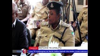 Serikali: Vyombo vya dola vina uwezo wa kutosha kupeleleza uhalifu.