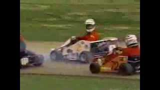 Niagara kart club race september 18th 1993 part 1