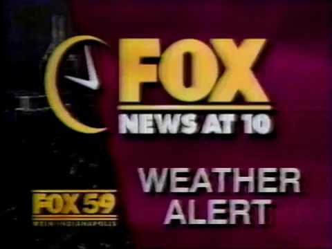 May 1996 - Indianapolis Weather Alert #2
