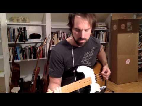 Fender Precision Bass OPB 51 Reissue Lindy Fralin Noiseless Pickups