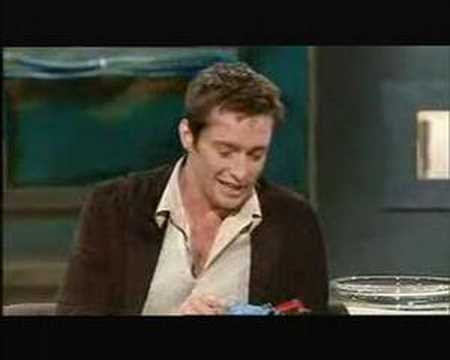 Hugh On Rove Live with John Travolta (1/3)