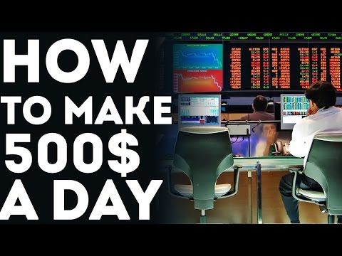 Goal: 500 dollars a day trading the emini futures using the RamBot and Tradeometer 1-2 contracts