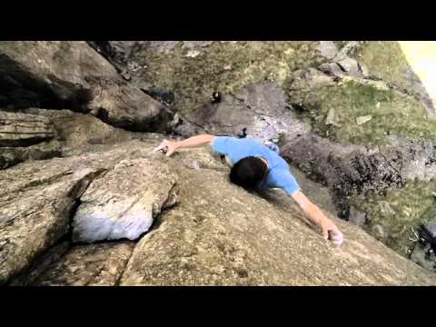 Grave Diggers excerpt from 'On Sight' cult climbing film