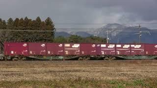 2019-12-28 3071列車 EH500-31牽引