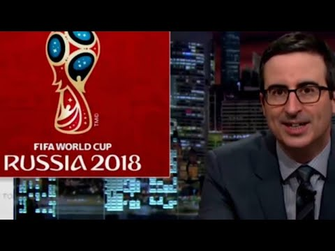 World Cup 2018 in Russia - Last Week tonight with John Oliver(HBO)
