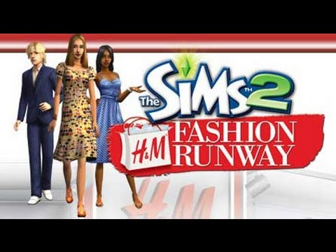 sims 2 h&m fashion accessoires