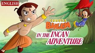 Chhota Bheem in the Incan Adve..